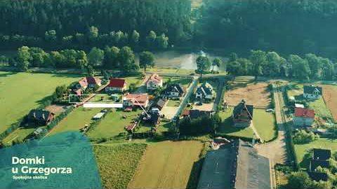 Filmowanie dronem - Domki u Grzegorza