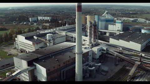 Cukrownia Ropczyce - film korporacyjny dronem